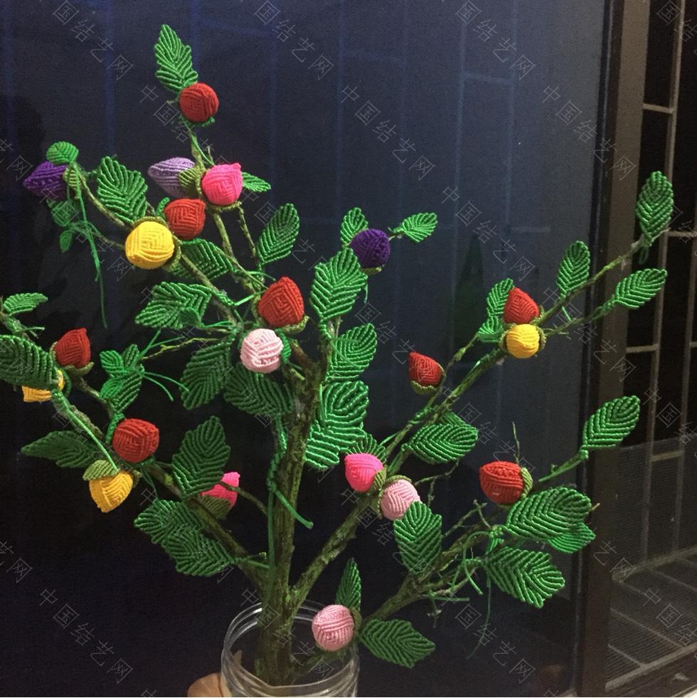 中国结论坛 桃树,给点颜色你看…  作品展示 204338b8sosyxlmerqd8ro