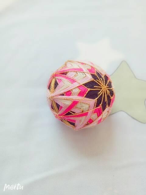 中国结论坛 第二个手鞠球 手鞠球图解,手鞠球入门,收藏的手鞠球,手鞠球有什么用,手鞠球图样 作品展示 210925kwwyygdy1zl2vm2w