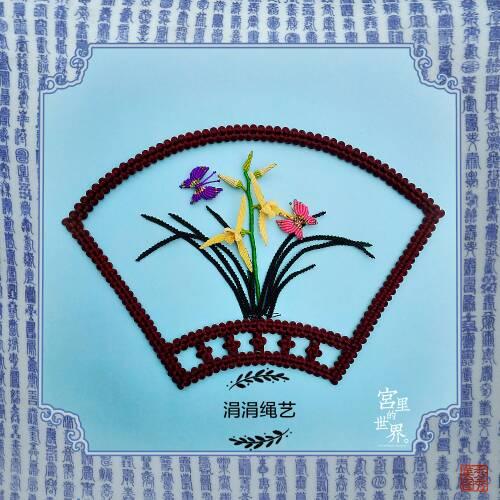 中国结论坛 窗外岁月一一一《兰》  作品展示 165545t10j6j01o4e7cpwy