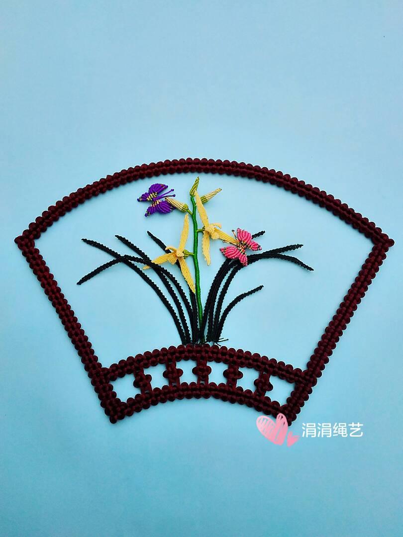 中国结论坛 窗外岁月一一一《兰》  作品展示 165546n9xemrcee0643a36