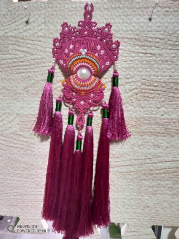 中国结论坛 手工编织凤冠花嫁系列  作品展示 181807vx72kec20ff0oxx2