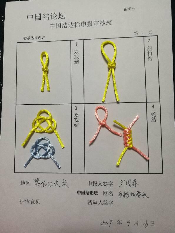 中国结论坛 多彩的春天--初级达标申请稿件  中国绳结艺术分级达标审核 205508iqj8j5r22rt88rtt