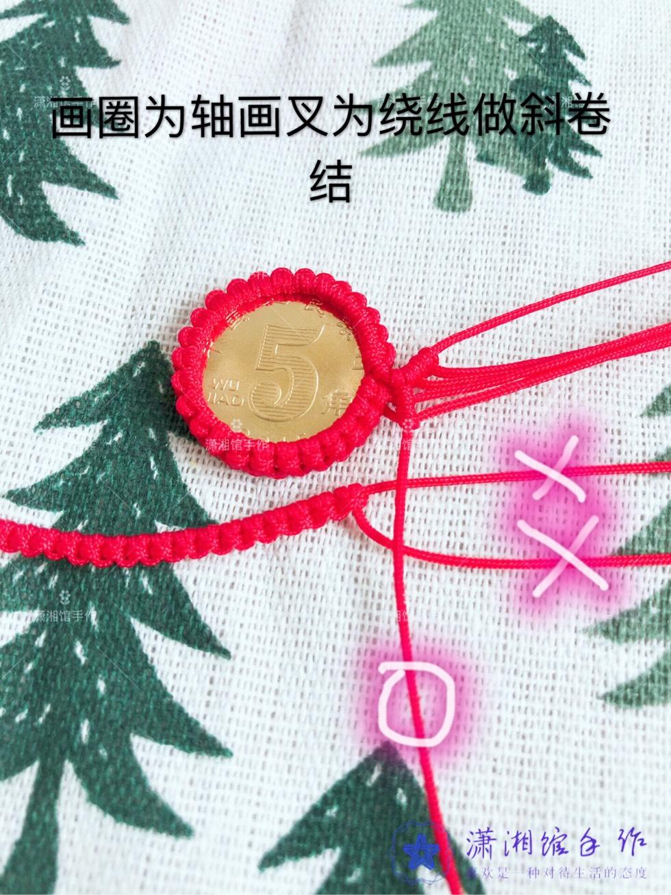 中国结论坛 硬币天使翅膀手链  图文教程区 162436y3kczlizs59si7sa