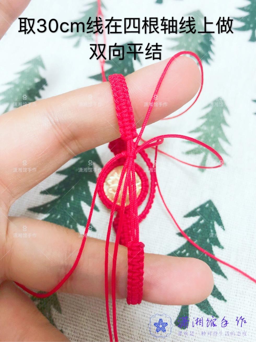 中国结论坛 硬币天使翅膀手链  图文教程区 162455kqhbm3bddquu2kdo