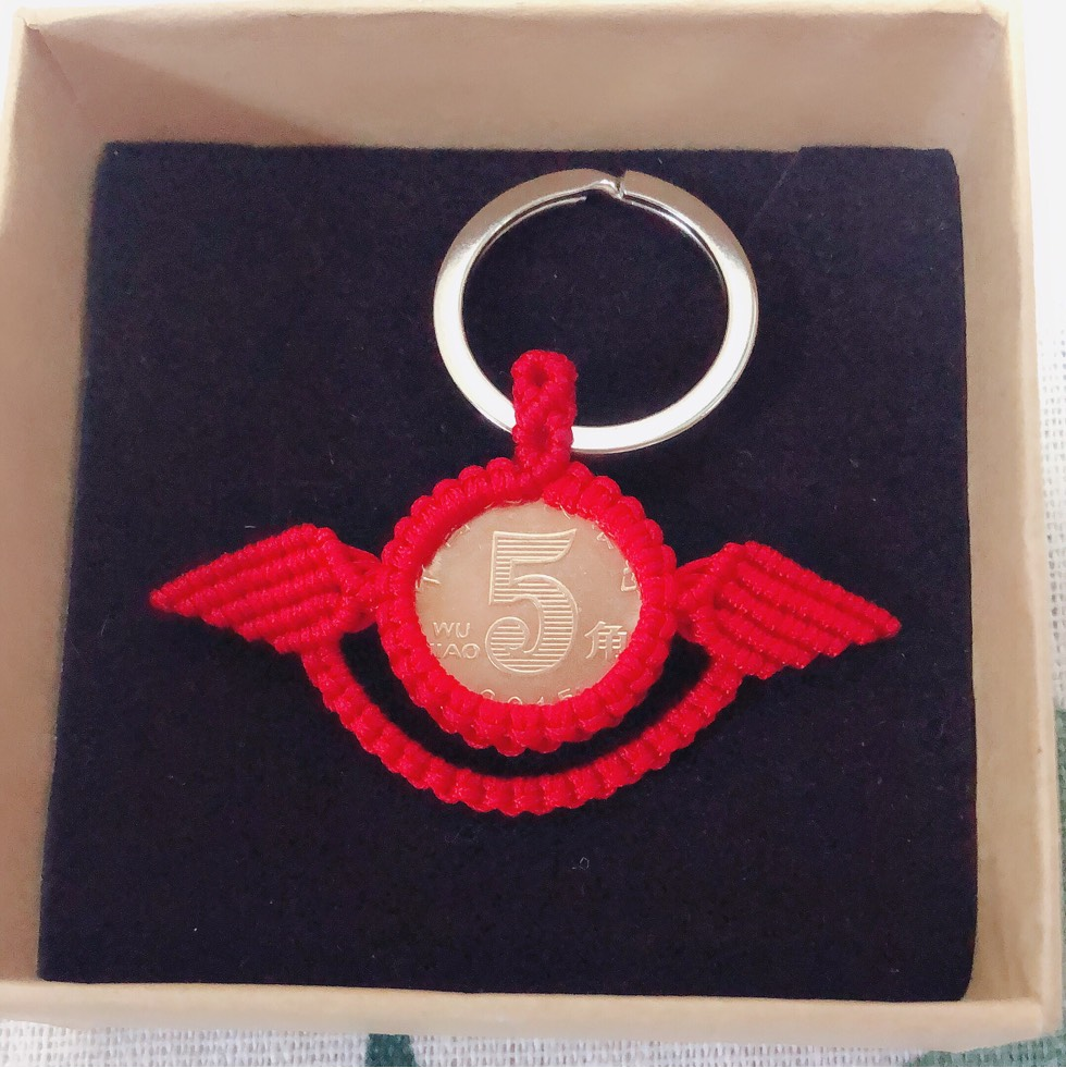 中国结论坛 硬币挂件天使翅膀钥匙扣教程  图文教程区 170031nbbhxa3tkzkhbzgv
