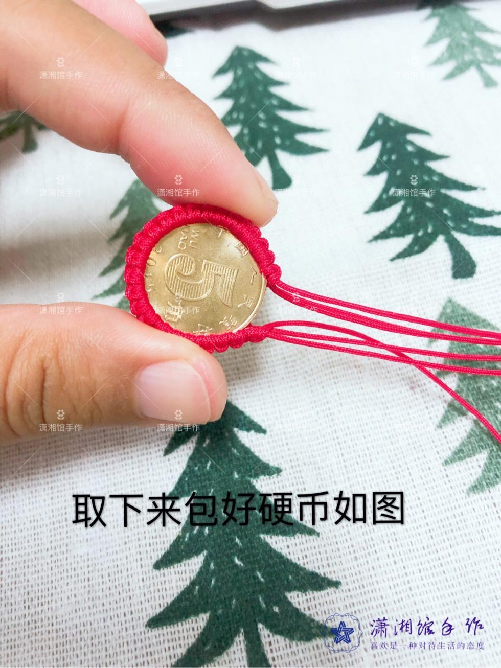 中国结论坛 硬币挂件天使翅膀钥匙扣教程  图文教程区 170037j6fwfa4ap3onf0n8
