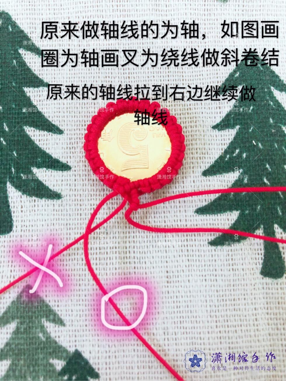 中国结论坛 硬币挂件天使翅膀钥匙扣教程  图文教程区 170105cvvfknovvkvfa8a4