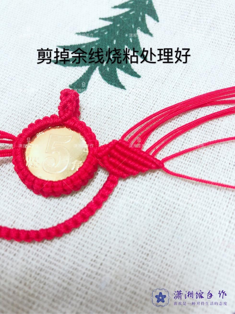 中国结论坛 硬币挂件天使翅膀钥匙扣教程  图文教程区 170140urp1m66bz6u96io7