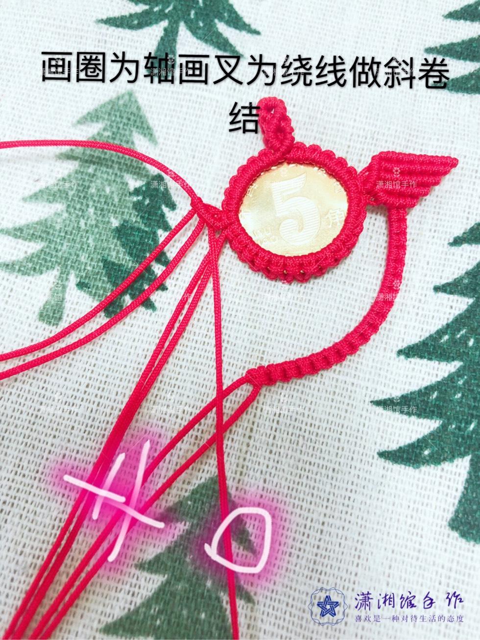 中国结论坛 硬币挂件天使翅膀钥匙扣教程  图文教程区 170145zd7pg3ga3ogvy5vz
