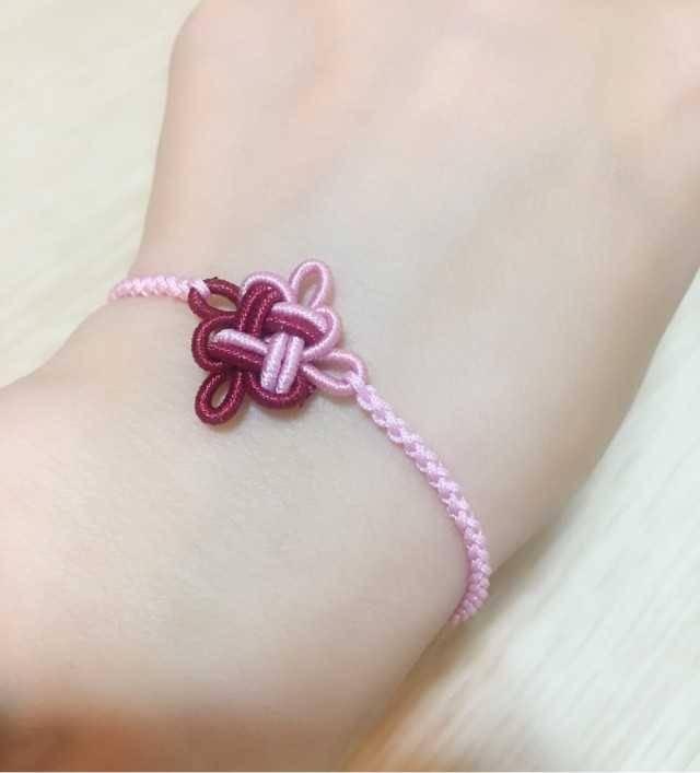 中国结论坛 这个手链绳子部分是什么结?  结艺互助区 111748cp5oa3ugpptazzlp