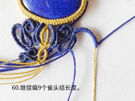 中国结论坛 包石款手链教程—缠绕 手链,教程,中间穿珠子怎样编手链,编带珠子的手链视频,编手链教程穿珠子的 图文教程区 203516fazj82egzxc8ej5c