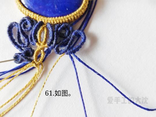 中国结论坛 包石款手链教程—缠绕 手链,教程,中间穿珠子怎样编手链,编带珠子的手链视频,编手链教程穿珠子的 图文教程区 203516jpdlt6yr5kzxyy6e