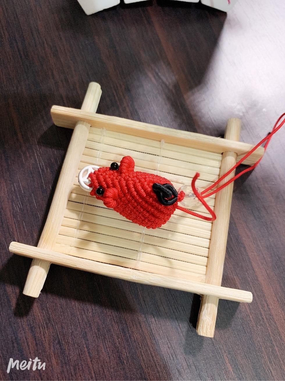 中国结论坛 明年鼠年,做个吉祥物应景  作品展示 132506c169ebww94e91616