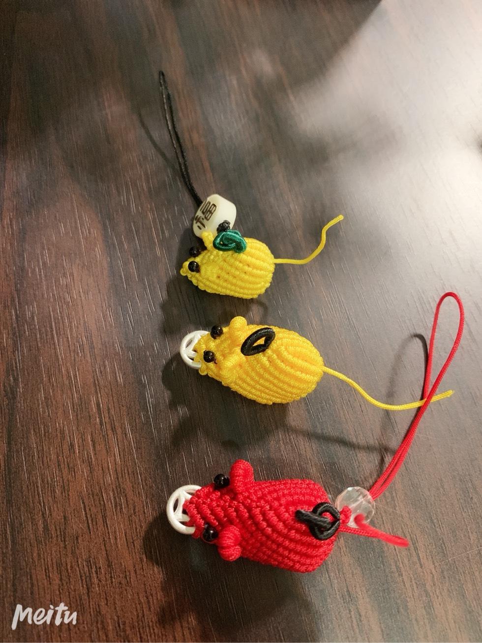 中国结论坛 明年鼠年,做个吉祥物应景  作品展示 132513t1g31lh6falvabaa