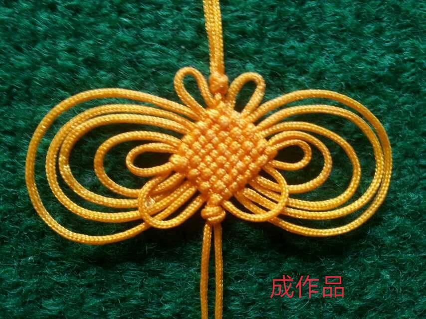 中国结论坛 传统挂饰  作品展示