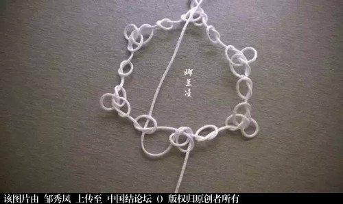 中国结论坛 在别的网站收集来的娜兰凌老师的桃花结教程,如有不妥请指明  冰花结(华瑶结)的教程与讨论区 114730i6tghg6181ui6on5