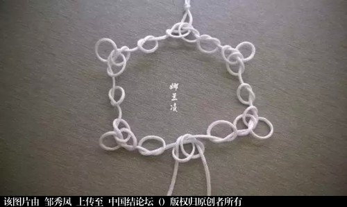 中国结论坛 在别的网站收集来的娜兰凌老师的桃花结教程,如有不妥请指明  冰花结(华瑶结)的教程与讨论区 114730vuvqmp1q1i3mulvu
