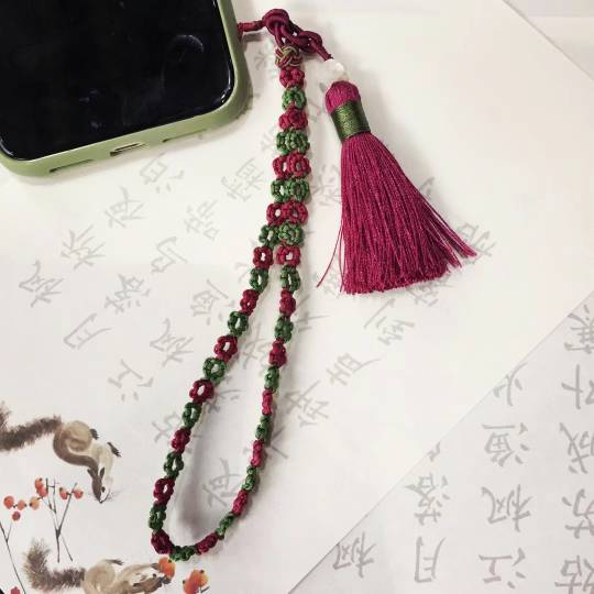 中国结论坛 短款手机绳  作品展示 123950gyw0byqy4zdsgyqa