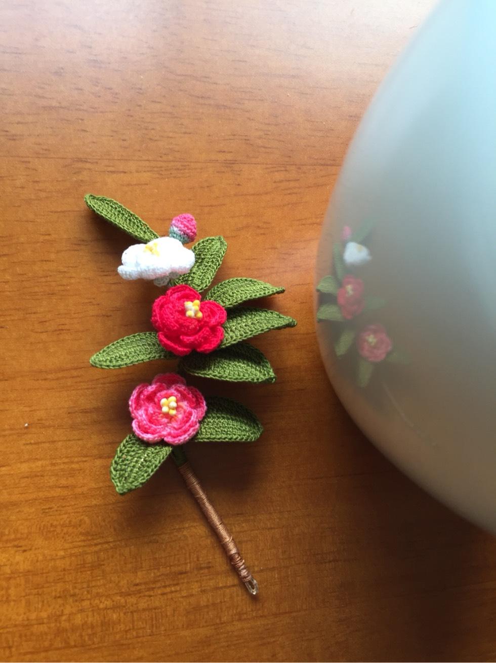 中国结论坛 我的第一个微钩-山茶花  作品展示 100151dz7xnb7epe8s9c9x