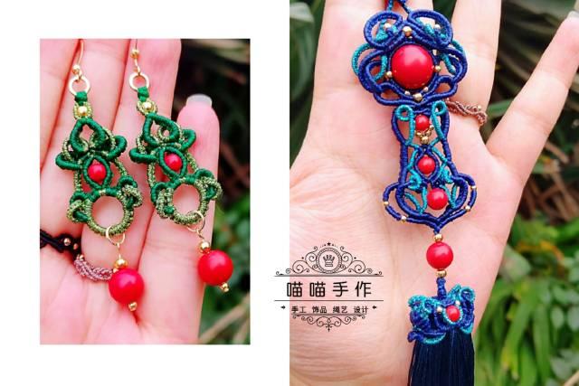 中国结论坛 【如意呈祥】古风项链挂饰  作品展示 112616bi64q33u883y4sx8