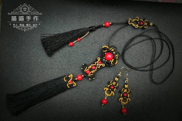 中国结论坛 【如意呈祥】古风项链挂饰  作品展示 112616rttzt98tvrttlhth