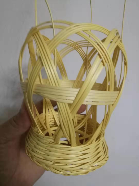 中国结论坛 求这个花篮的编织教程  结艺互助区 174830uq7lg8qqh1qq12cq