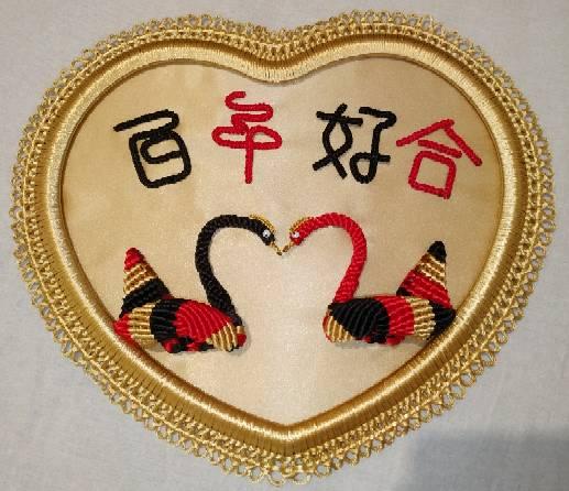 中国结论坛 百年好合~天鹅 百年,百年好合,天鹅,天鹅的特点 作品展示 131401d2czwziw4c8h4i7z