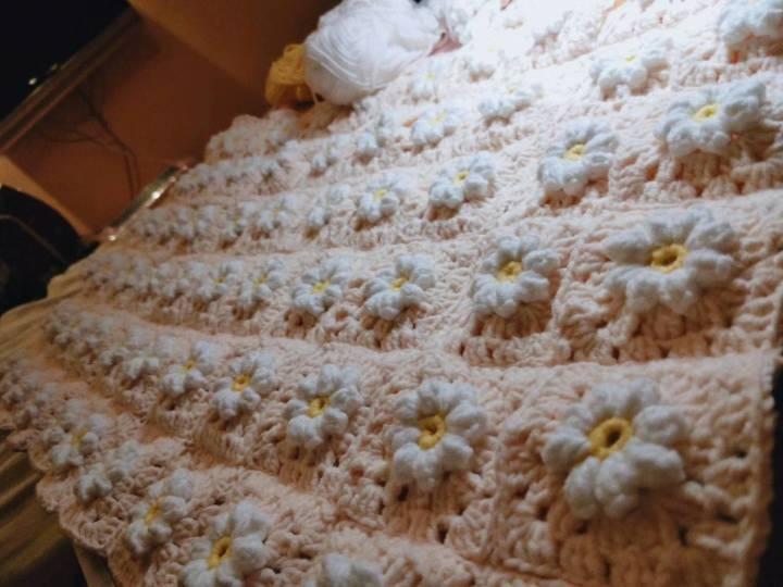 中国结论坛 钩针毯子 钩针,毯子,简单大方毯子钩法图解,钩各种精致毯子,用钩针钩最简单毯子 作品展示 134712zgmo0aam6zfv1gow