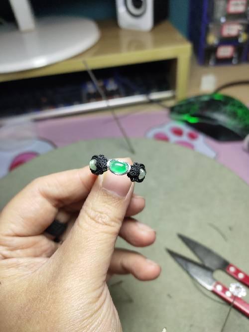 中国结论坛 小戒指 女生左手小指戴戒指,周迅手上戴的什么,折一个简单的戒指,儿童钻石戒指,小戒指怎么折 图文教程区 074700vjjbexke1a1vmd0k