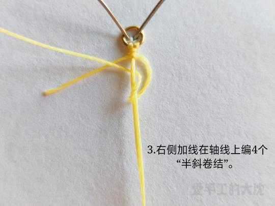 中国结论坛 耳坠(二)仿真叶子编织 耳坠,仿真,叶子,编织,叶子耳坠镶嵌款式图片 图文教程区 121258t1xzlkzaxxxu4wlg