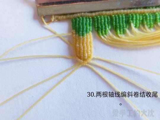 中国结论坛 耳坠(二)仿真叶子编织 耳坠,仿真,叶子,编织,叶子耳坠镶嵌款式图片 图文教程区 121306vsg0zy1sv1wmyurz