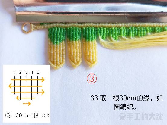 中国结论坛 耳坠(二)仿真叶子编织 耳坠,仿真,叶子,编织,叶子耳坠镶嵌款式图片 图文教程区 121307ze4hrct1vfhd1f4l