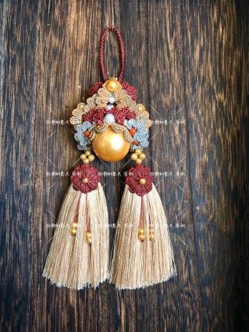 中国结论坛 原创 玲珑版凤冠花嫁之花冠  作品展示 123535uvlmurlzgk9e0cgw