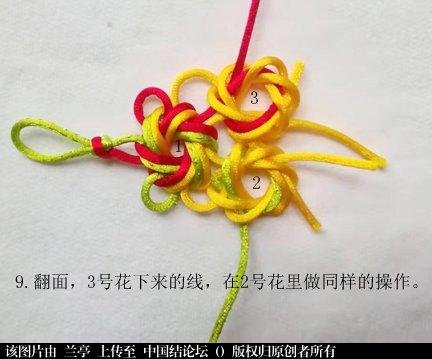 中国结论坛 空心团锦冰花两例  兰亭结艺 171257usbcxs3oso38cn5b