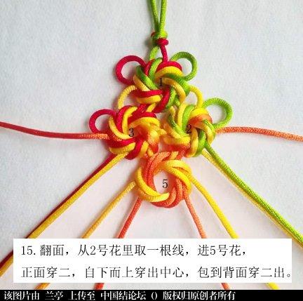 中国结论坛 六连体空心团锦冰花  兰亭结艺 171906wb7e2phxhwcecqf8