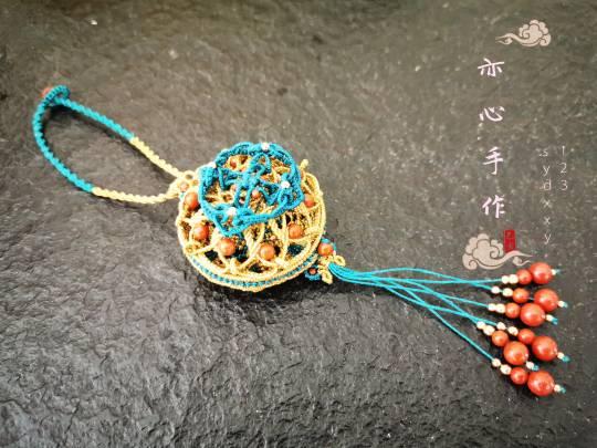 中国结论坛 古风镂空香囊  作品展示 184947gjqq5qq9fp54dl22