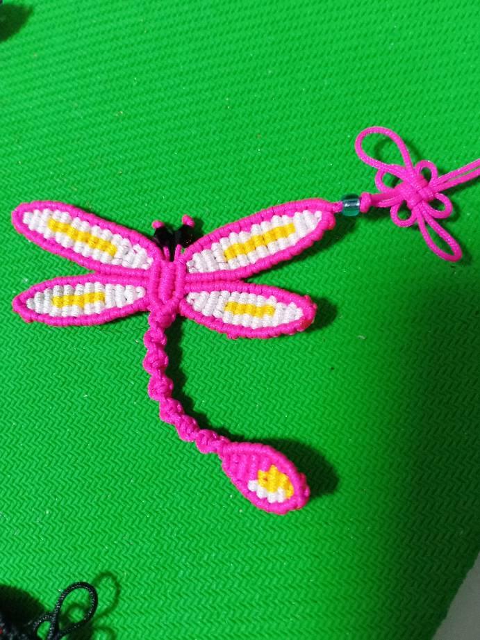 中国结论坛 蜻蜓书签 蜻蜓,书签,蜻蜓书签怎么画,蜻蜓简笔画,手工小书签 作品展示 051046kb6k55166ybib165