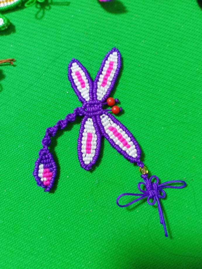 中国结论坛 蜻蜓书签 蜻蜓,书签,蜻蜓书签怎么画,蜻蜓简笔画,手工小书签 作品展示 051046szpp15qv95bvev9e