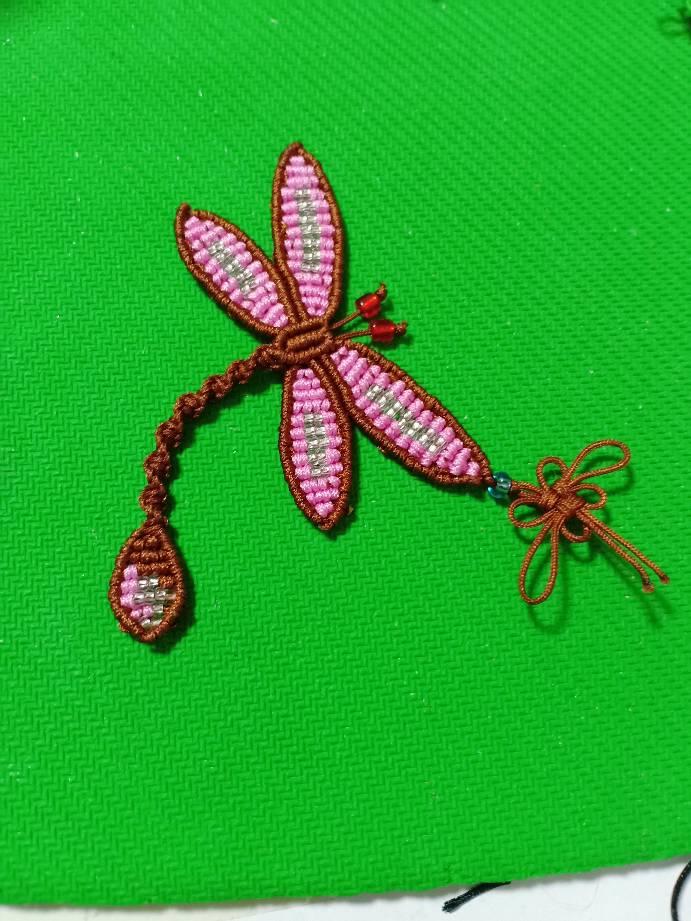 中国结论坛 蜻蜓书签 蜻蜓,书签,蜻蜓书签怎么画,蜻蜓简笔画,手工小书签 作品展示 051047cv6z59qacc8inp6t