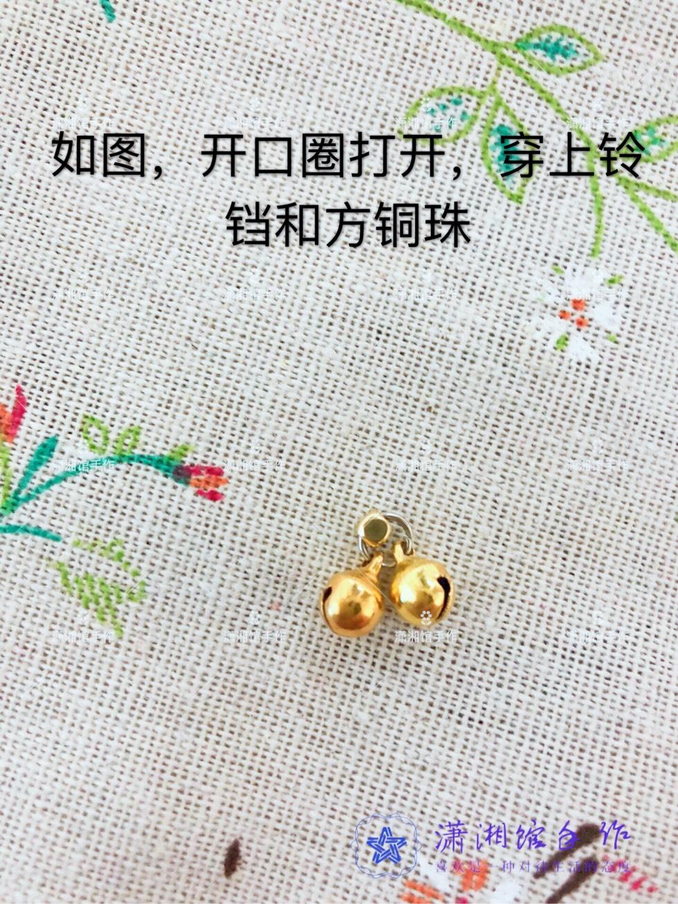 中国结论坛 圣诞节蝴蝶结手链  图文教程区 114814bs8mzdyzbpavimda