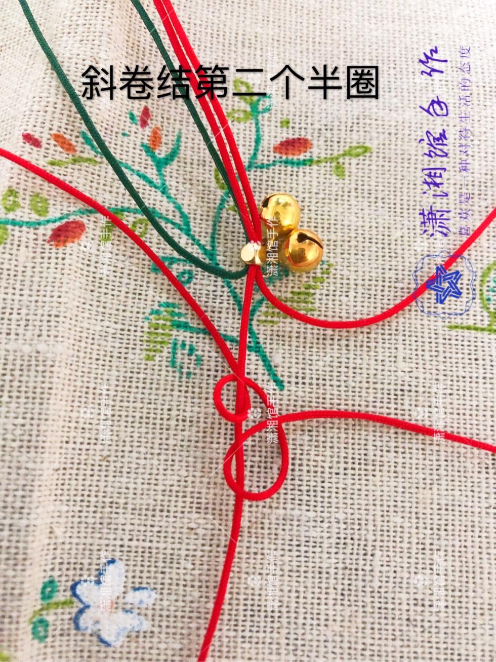 中国结论坛 圣诞节蝴蝶结手链  图文教程区 114820srjcjo12lvocyrsl