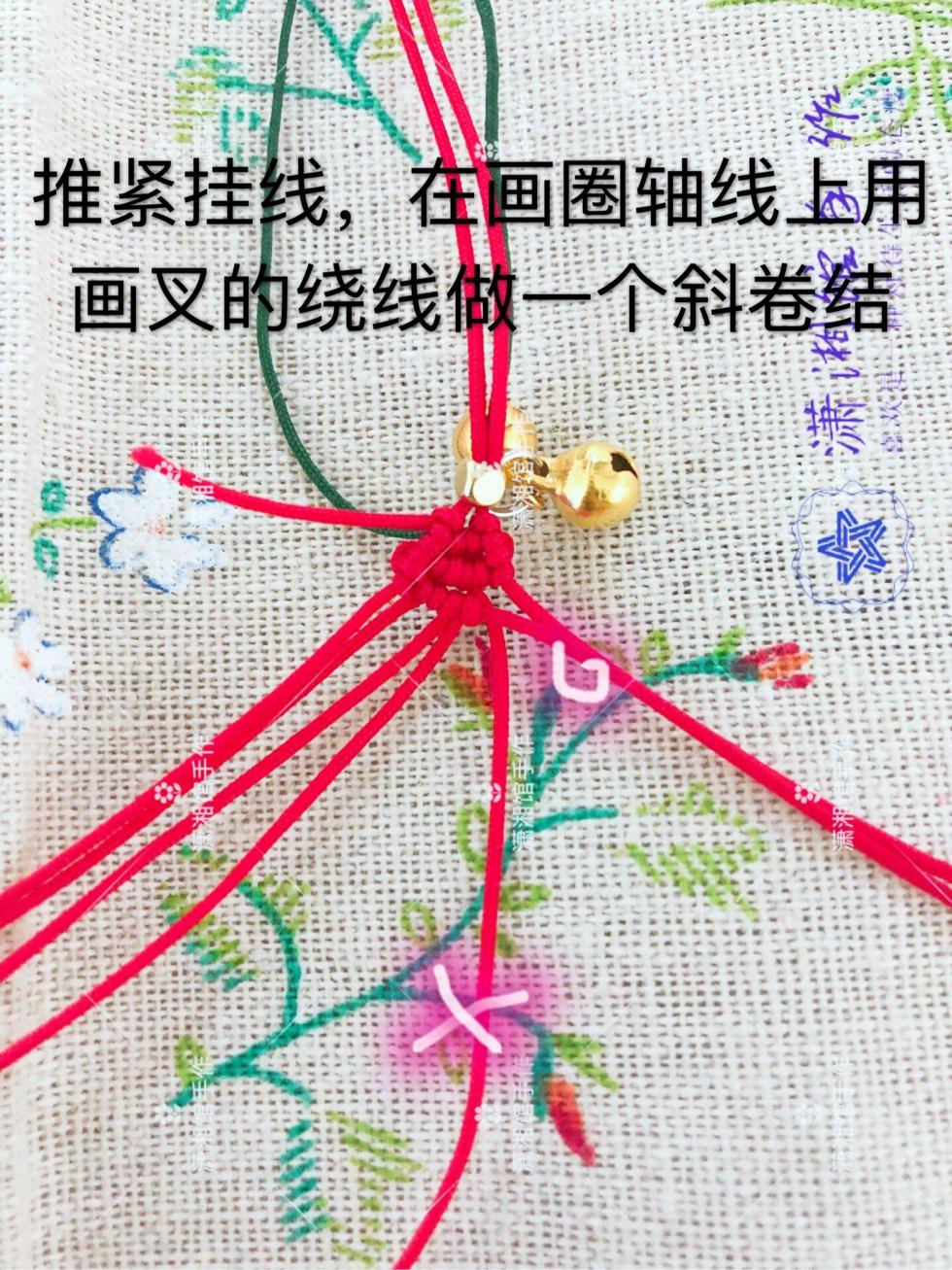 中国结论坛 圣诞节蝴蝶结手链  图文教程区 114858uvwpztggh3kj2jkm