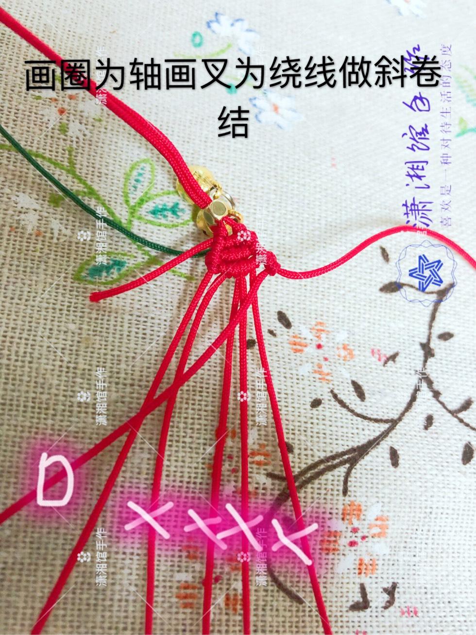 中国结论坛 圣诞节蝴蝶结手链  图文教程区 114902u9987rgf8peg7luf