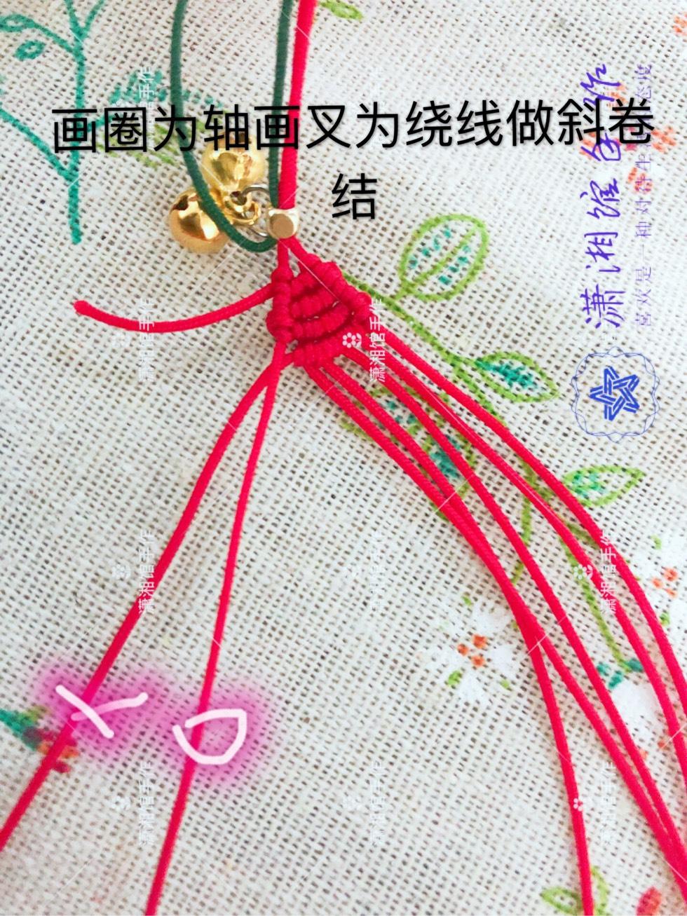 中国结论坛 圣诞节蝴蝶结手链  图文教程区 114904bk8rkj5s5817p29k