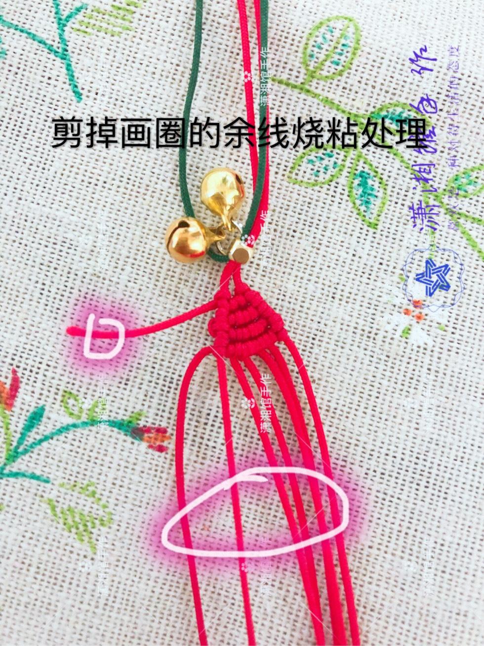 中国结论坛 圣诞节蝴蝶结手链  图文教程区 114905r5oz72utromw950m