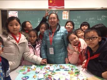 中国结论坛 小学校教学纪实~圣诞之际 小学校,圣诞,之际,纪实,教学 结艺网各地联谊会 183440ueijtt5dizipnenb