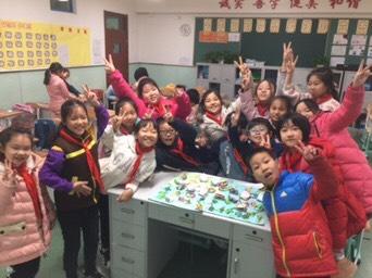 中国结论坛 小学校教学纪实~圣诞之际 小学校,圣诞,之际,纪实,教学 结艺网各地联谊会 183441y4nna3cmttaazma3