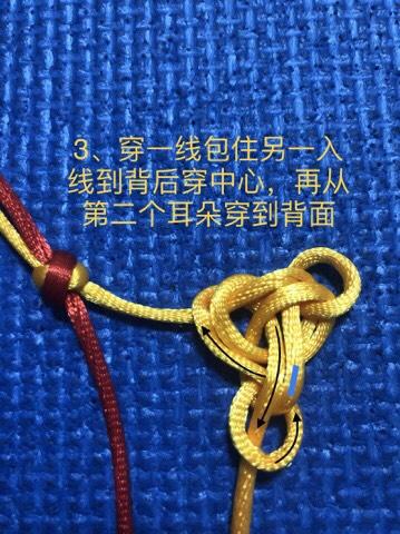 中国结论坛 学习团锦冰花随记之二:二连体团锦冰花(横向) 连体,横向,之二,随记,冰花 图文教程区 110806qsefzbqlfhhll4lr