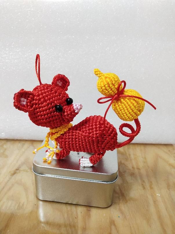 中国结论坛 福禄鼠(葫芦鼠)  作品展示 085615dcmpcb9zheonpwdh