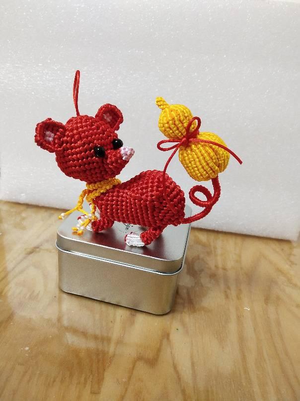 中国结论坛 福禄鼠(葫芦鼠)  作品展示 085615jkaq1oa99j01jpak